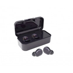 אוזניותBluetoothTWS Ver. 4.1סטראו, ללא כבל מחבר בין האוזניות