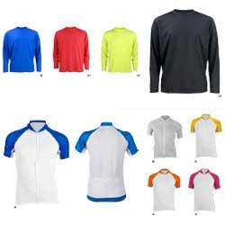 חולצות טריקו וחולצות ספורט