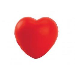 כדור גומי לחיץ בצורת לב