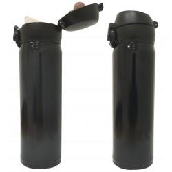 בקבוק שתייה טרמי מנירוסטה,  שומר קור/חום - איגלו