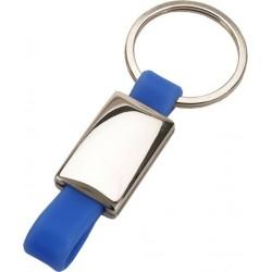 מחזיק מפתחות עם לוחית מלבנית