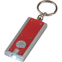 מחזיק מפתחות עם פנס