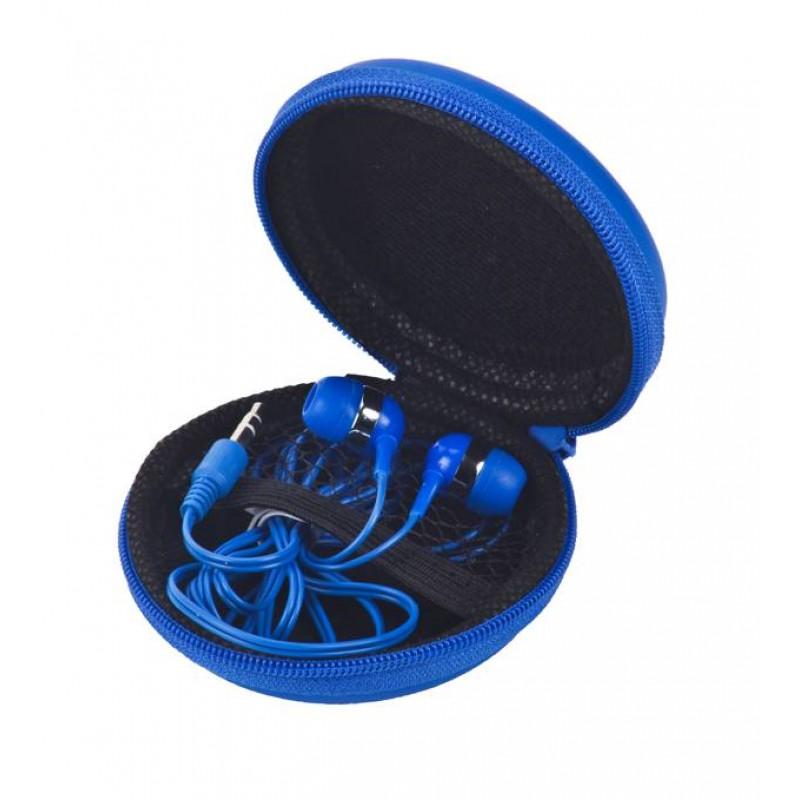 אוזניות אכותיות בנרתיק קשיח