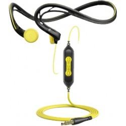 אוזניות ספורט לעורף עם מיקרופון
