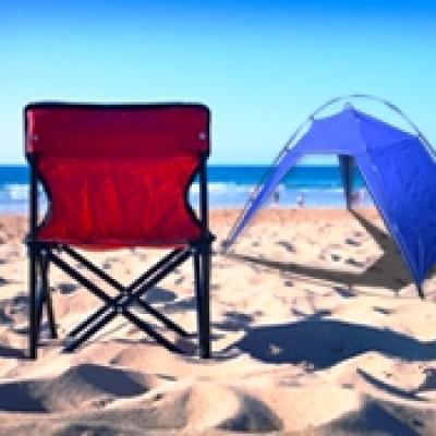אוהלים וכסאות