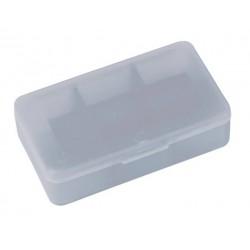 קופסת אחסנה לכדורים 6 תאים