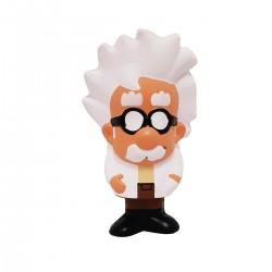 כדור PU לחיץ בדמות  איינשטיין שחרור לחצים וסטרס