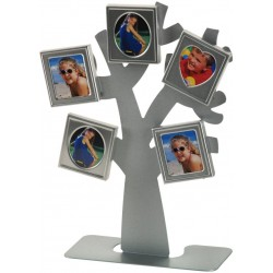עץ משפחה ממתכת