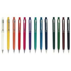 עט כדורי, גוף צבעוני ראג'ה כרום
