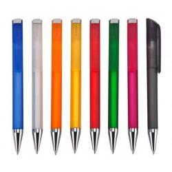 עט כדורי גוף פלסטיק מילוי דמוי קרוס