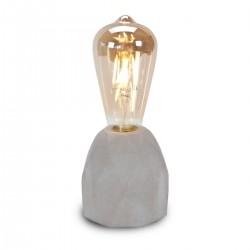 מנורה מעוצבת עם נורת LED