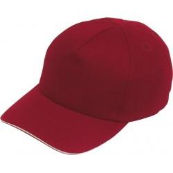 כובע מצחיית סנדוויץ  5 חלקים