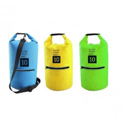 תיק ספורט אטום למים בנפח 10 ליטר