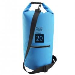 תיק ספורט אטום למים בנפח 20 ליטר