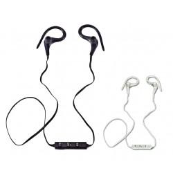 אזניות ספורט Bluetooth עם אחיזה מסביב האוזן